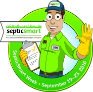 SepticSmart Week Seal 2016